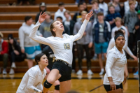 Gallery: Volleyball Forest Ridge @ Meridian